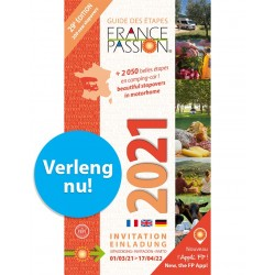 Verlenging France Passion 2021