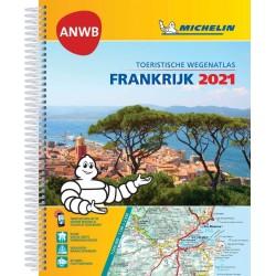Michelin Frankrijk 2021...