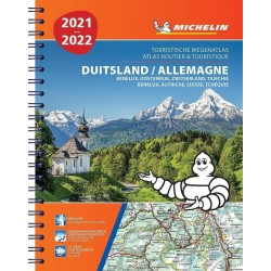 Michelin Duitsland 2021...