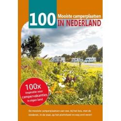 100 mooiste camperplaatsen in Nederland