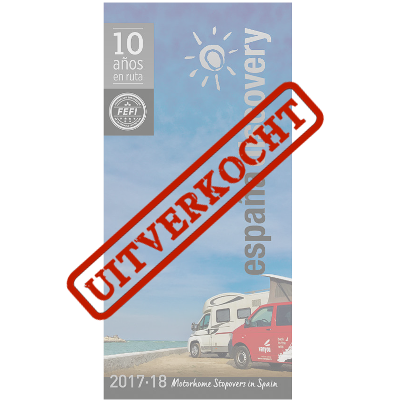 España Discovery 2017/2018 uitverkocht