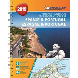 Michelin Spanje & Portugal...