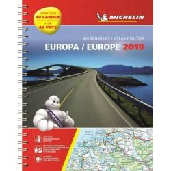 Michelin Europa 2019...