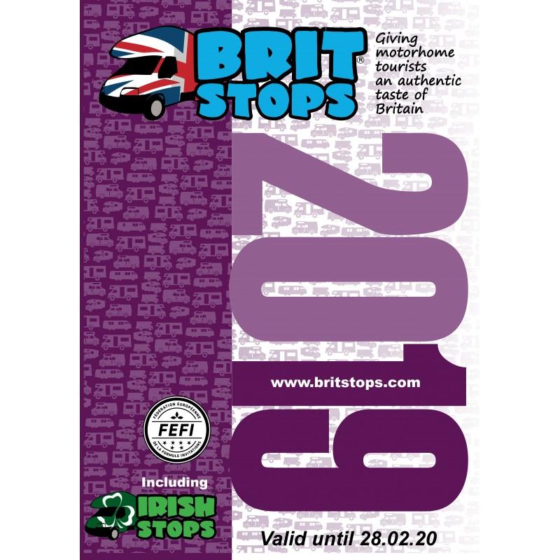 Brit Stops 2019 kopen