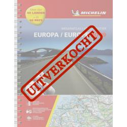 Michelin Europa 2019 Toeristische wegenatlas
