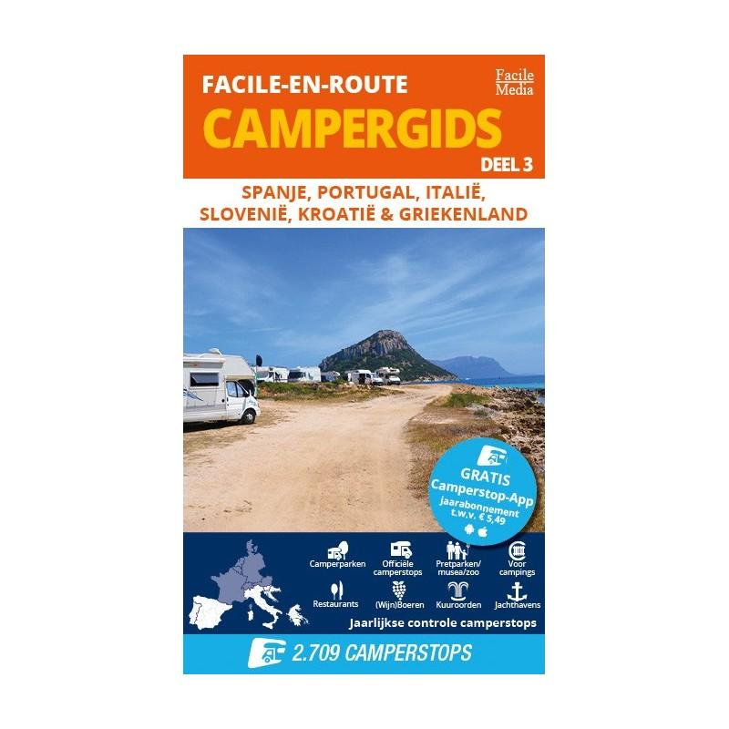 Facile-en-Route Campergids Deel 3