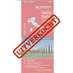 Michelin Wegenkaart Italië...
